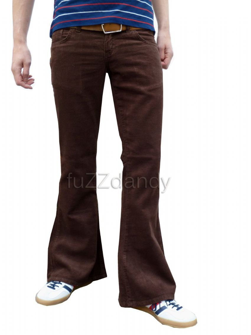 """Classic Cord Flare"" Corduroy Bell Bottom Flares (Burgundy Red), best flares, in the world, bell bottoms, quality flares, indie clothing, retro clothing,"